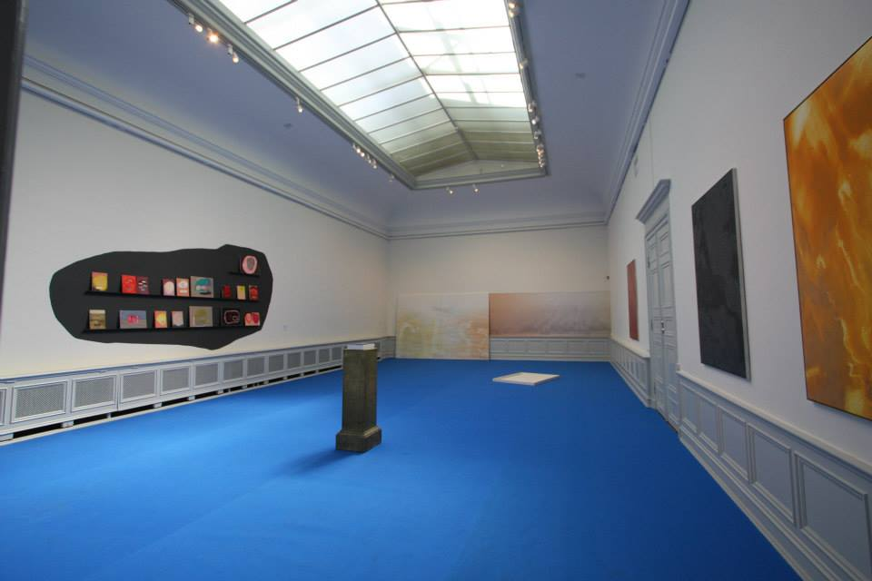Thinking Through Painting Part 1 at The Royal Academy of Fine Arts in Stockholm